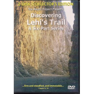 Discovering Lehi's Trail - DVD